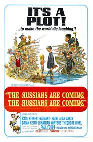 The Russians Are Coming the Russians Are Coming movie in Theodore Bikel filmography.
