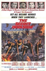 The Secret Invasion is the best movie in Raf Vallone filmography.