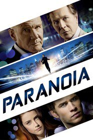 Paranoia movie in Harrison Ford filmography.