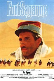 Fort Saganne is the best movie in Sophie Marceau filmography.