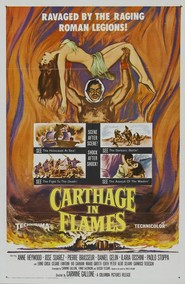 Cartagine in fiamme movie in Paolo Stoppa filmography.