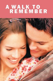 A Walk to Remember movie in Mandy Moore filmography.
