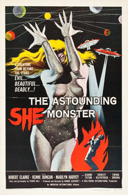 The Astounding She-Monster is the best movie in Kenne Duncan filmography.