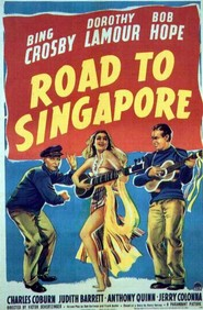 Road to Singapore movie in Anthony Quinn filmography.