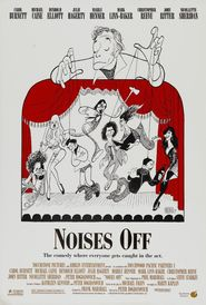Noises Off... movie in Michael Caine filmography.