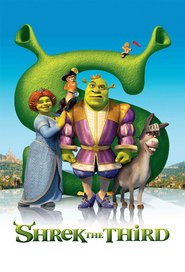 Shrek the Third movie in Eric Idle filmography.