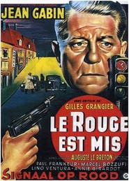 Le rouge est mis movie in Marcel Bozzuffi filmography.