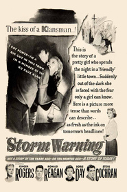 Storm Warning movie in Ned Glass filmography.
