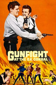 Gunfight at the O.K. Corral movie in John Ireland filmography.