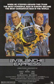 Avalanche Express movie in Claudio Cassinelli filmography.