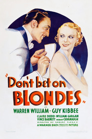 Don't Bet on Blondes movie in Errol Flynn filmography.