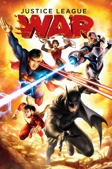 Justice League: War is the best movie in Alan Tudyk filmography.
