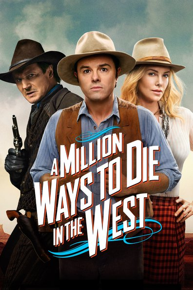 A Million Ways to Die in the West is the best movie in Seth MacFarlane filmography.