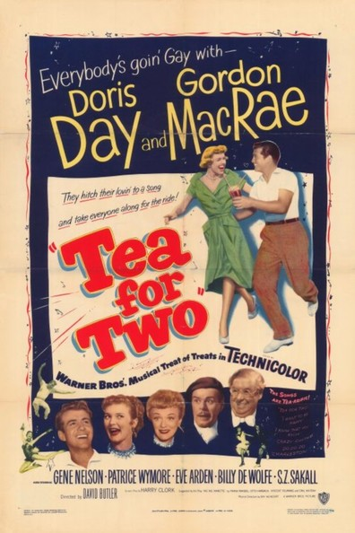 Tea for Two is the best movie in S.Z. Sakall filmography.