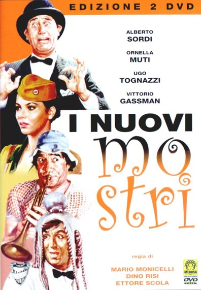 I nuovi mostri is the best movie in Alberto Sordi filmography.