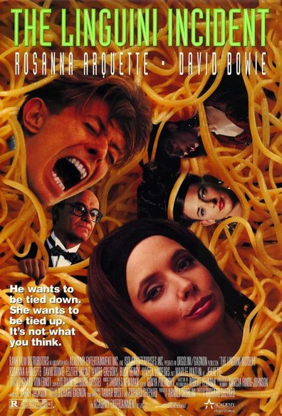 The Linguini Incident is the best movie in David Bowie filmography.