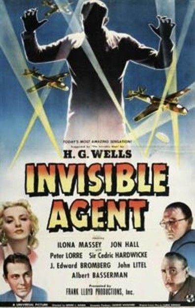 Invisible Agent is the best movie in Cedric Hardwicke filmography.