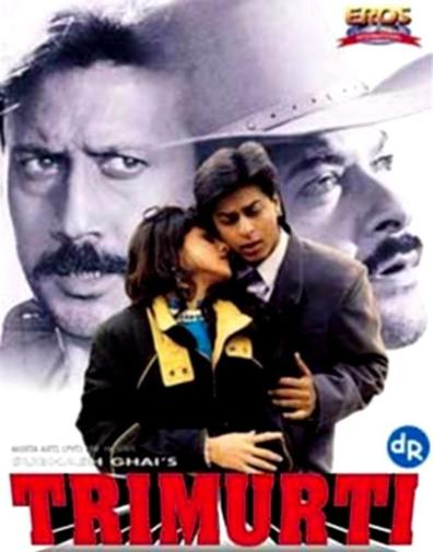 Trimurti is the best movie in Jackie Shroff filmography.