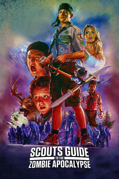 Scouts Guide to the Zombie Apocalypse is the best movie in Joey Morgan filmography.