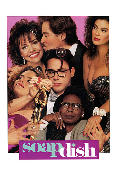 Soapdish is the best movie in Kevin Kline filmography.