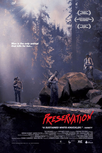 Preservation is the best movie in Pablo Schreiber filmography.