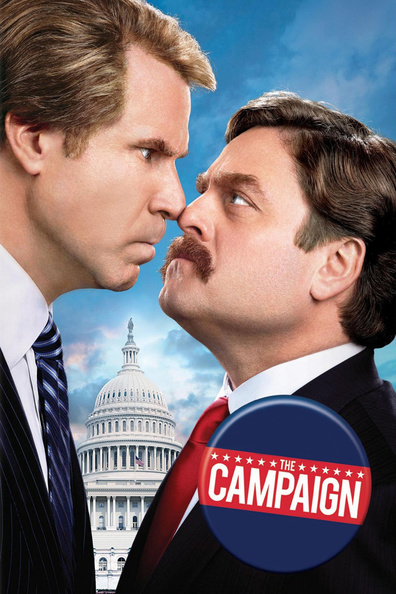 The Campaign is the best movie in Jason Sudeikis filmography.