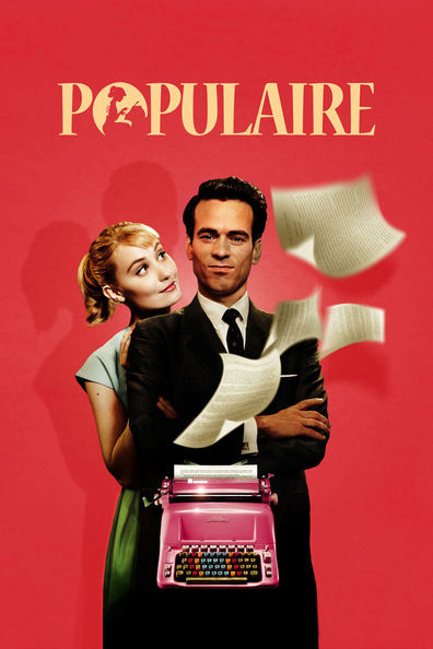 Populaire is the best movie in Nicolas Bedos filmography.