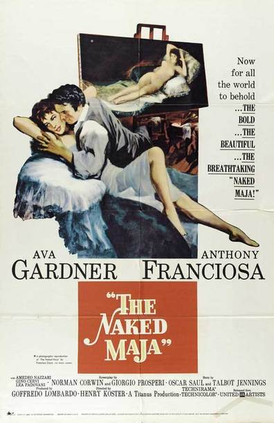 The Naked Maja is the best movie in Amedeo Nazzari filmography.