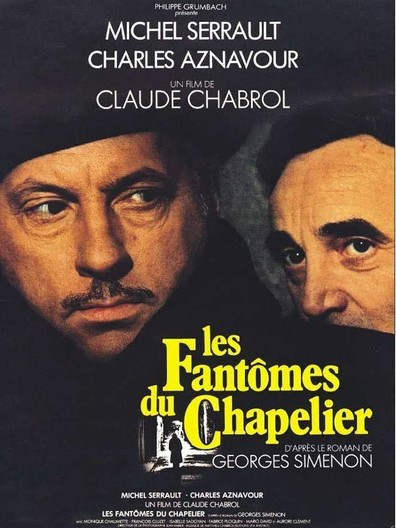 Les fantomes du chapelier is the best movie in Charles Aznavour filmography.