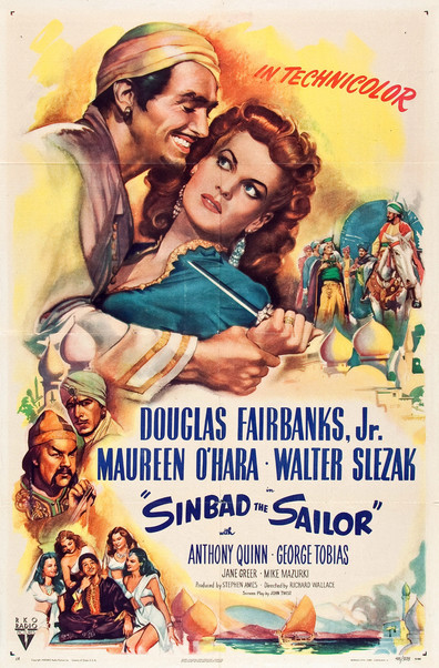Sinbad the Sailor is the best movie in Mike Mazurki filmography.