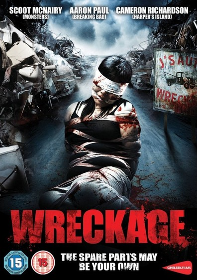 Wreckage is the best movie in Kameron Richardson filmography.
