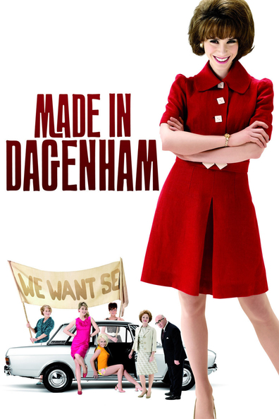 Made in Dagenham is the best movie in Andrea Riseborough filmography.