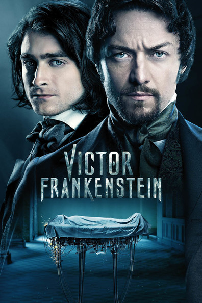 Victor Frankenstein is the best movie in Spencer Wilding filmography.