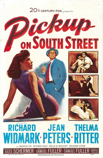 Pickup on South Street is the best movie in George E. Stone filmography.