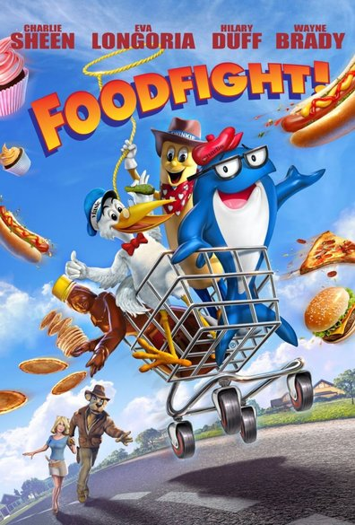 Foodfight! is the best movie in Martin Klebba filmography.
