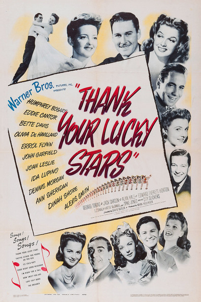 Thank Your Lucky Stars is the best movie in Errol Flynn filmography.