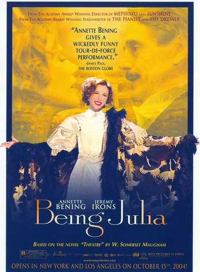 Being Julia is the best movie in Shon Evans filmography.