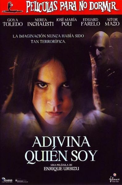 Peliculas para no dormir: Adivina quien soy is the best movie in Goya Toledo filmography.