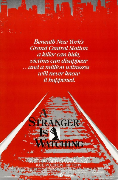 A Stranger Is Watching is the best movie in Kate Mulgrew filmography.