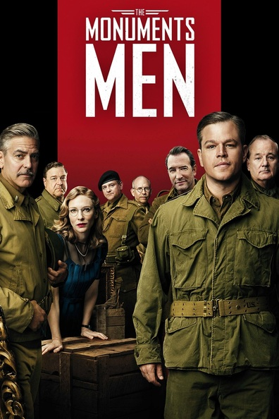 The Monuments Men is the best movie in Sam Hazeldine filmography.