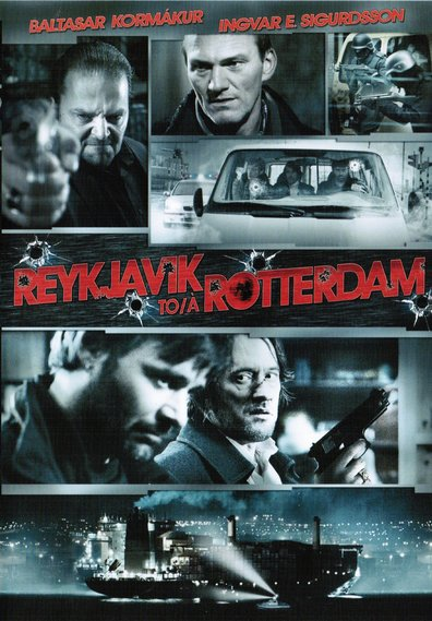 Reykjavik Rotterdam is the best movie in Olafur Darri Olafsson filmography.