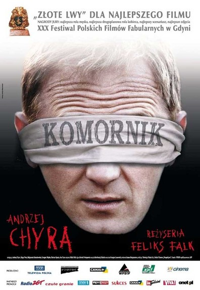 Komornik is the best movie in Andrzej Chyra filmography.
