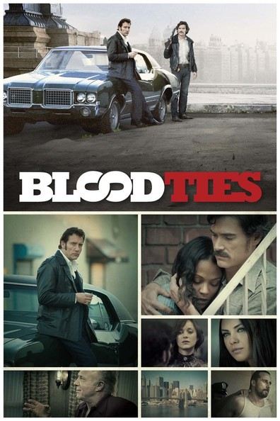 Blood Ties is the best movie in Zoe Saldana filmography.