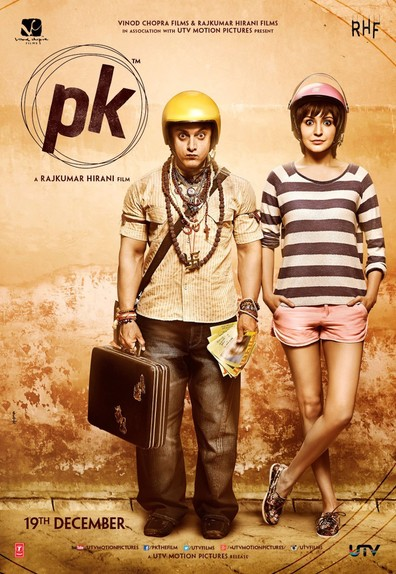 PK is the best movie in Sushant Singh Rajput filmography.
