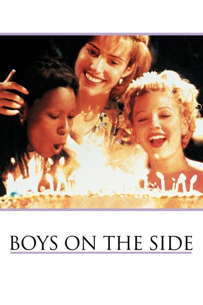Boys on the Side is the best movie in Drew Barrymore filmography.