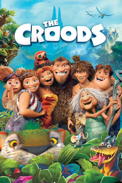 The Croods is the best movie in Ryan Reynolds filmography.