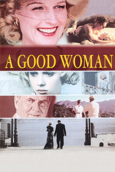A Good Woman is the best movie in Tom Wilkinson filmography.