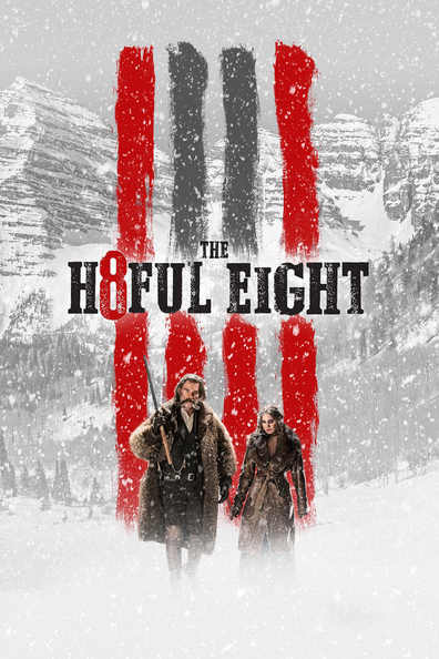 The Hateful Eight is the best movie in Dana Gourrier filmography.
