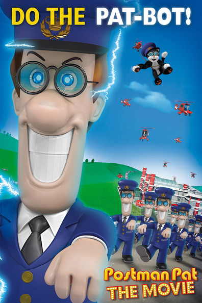 Postman Pat: The Movie is the best movie in Robin Atkin Downes filmography.