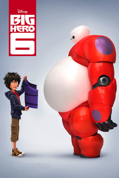 Big Hero 6 is the best movie in T.J. Miller filmography.